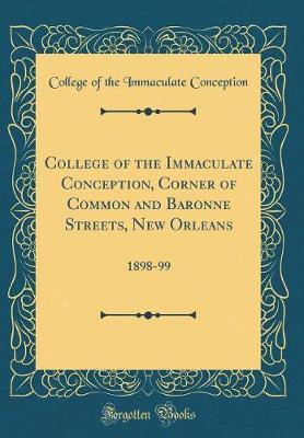 College of the Immaculate Conception, Corner of Common and Baronne Streets, New Orleans by College of the Immaculate Conception image