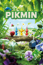Pikmin Characters Maxi Poster (821)