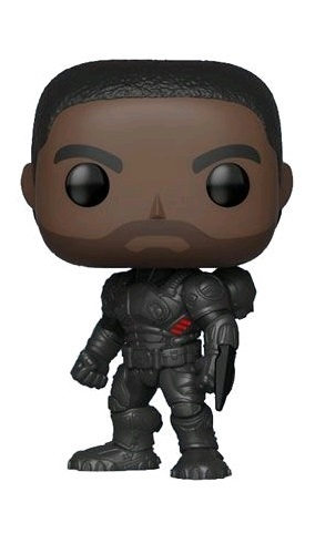 Aquaman - Black Manta (Unmasked Ver.) Pop! Vinyl Figure