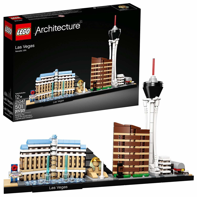 LEGO Architecture: Las Vegas (21047) image