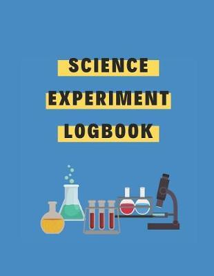 Science Experiment Logbook by The Multitasking Mom