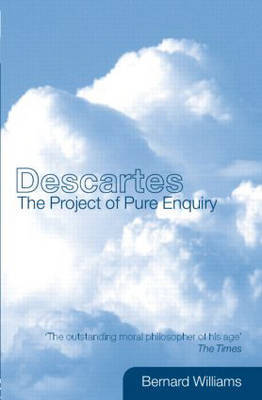 Descartes: The Project of Pure Enquiry by Bernard Williams image