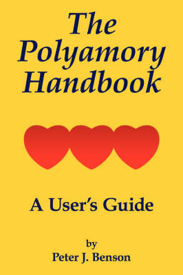 The Polyamory Handbook by Peter J. Benson image