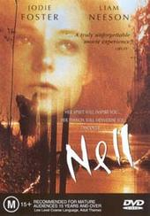Nell on DVD
