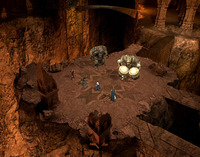 The Lord of the Rings: The Third Age for GameCube image