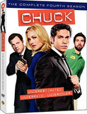 Chuck - The Complete 4th Season DVD