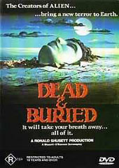 Dead & Buried on DVD