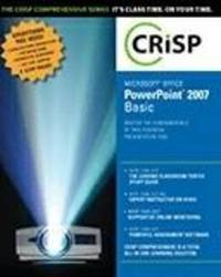 Microsoft Office PowerPoint 2007: Basic by Crisp Technical image
