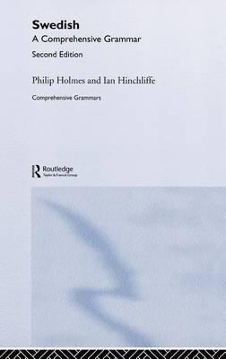 Swedish: A Comprehensive Grammar by Philip Holmes image