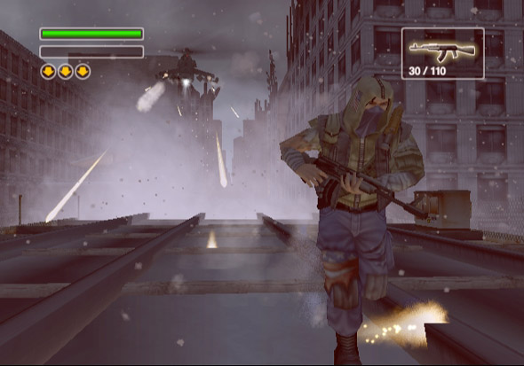 Freedom Fighters for PS2 image