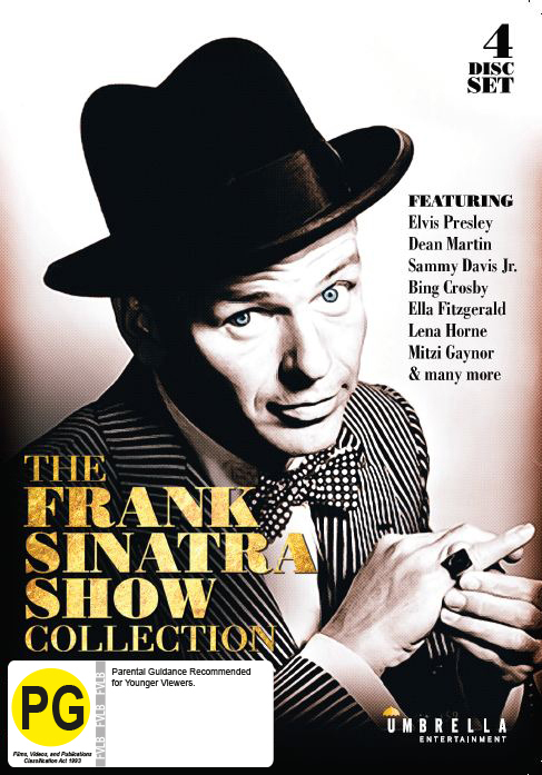 The Frank Sinatra Show Collection on DVD
