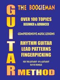 The Boogieman Guitar Method by David Dunklee image