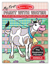 Melissa & Doug: My First Paint With Water - Animals