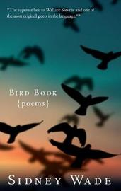 Bird Book by Sidney Wade image