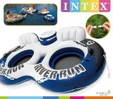 Intex: River Run 2 - (With Ice Cooler)