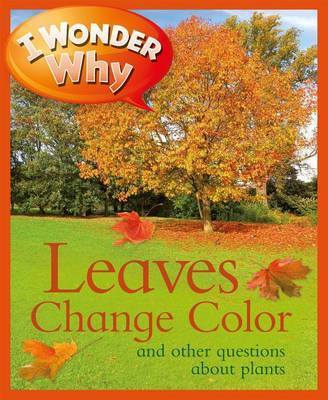 I Wonder Why Leaves Change Color by Andrew Charman