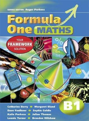 Formula One Maths Pupil's Book B1 by Leonie Turner image