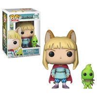 Ni No Kuni 2 - Evan with Higgledy Pop! Vinyl Figure image