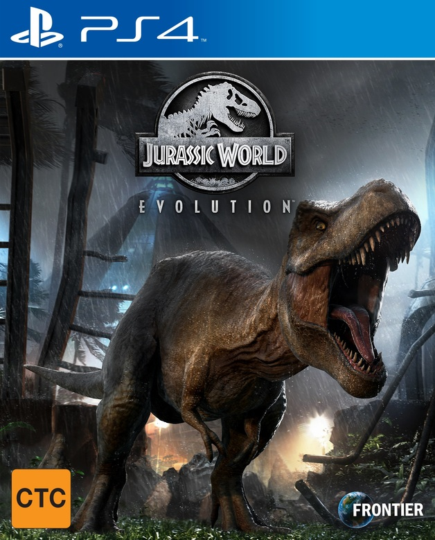 Jurassic World Evolution for PS4
