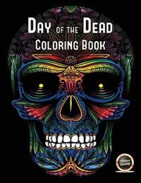 Day of the Dead Coloring Book by James Manning