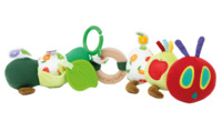 World Of Eric Carle: Tiny Caterpillar - Activity Toy