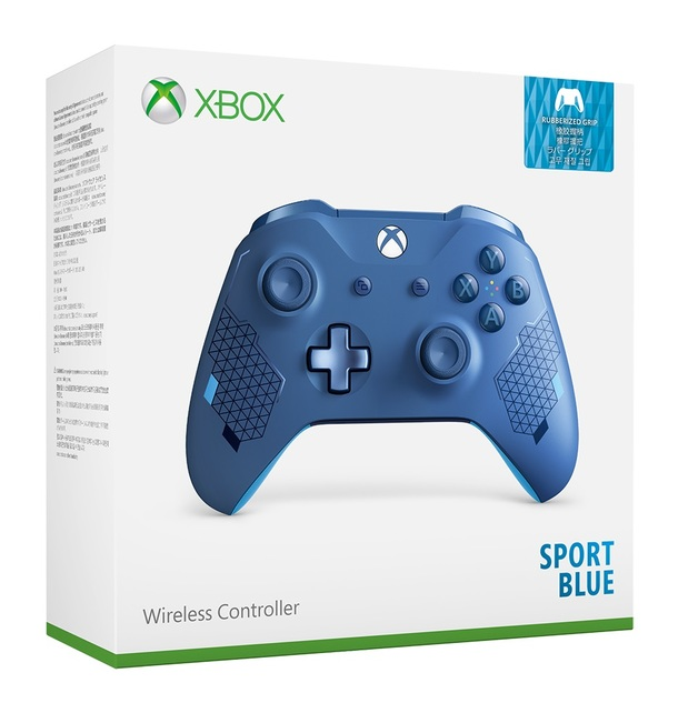 Xbox One Wireless Controller - Sport Blue Limited Edition for Xbox One