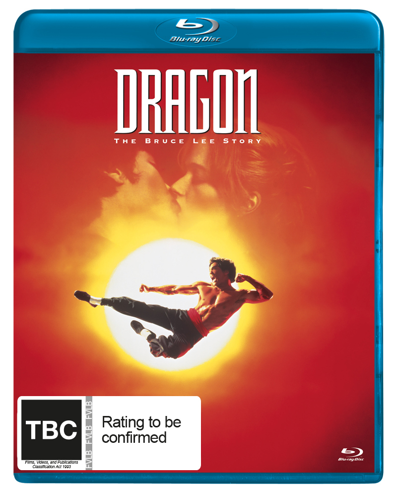 Dragon: The Bruce Lee Story on Blu-ray image