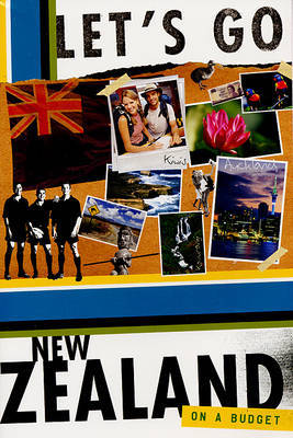 Let's Go New Zealand by Let's Go Inc image