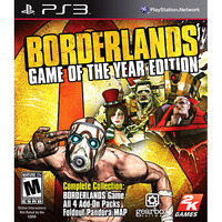 Borderlands Game Of The Year Edition for PS3