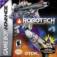 Robotech: The Macross Saga for GBA