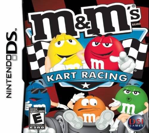 M&M's Kart Racing for Nintendo DS image