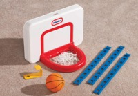 Little Tikes - Attach 'N Play Basketball