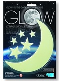 4M Glow In The Dark - Moon & Stars