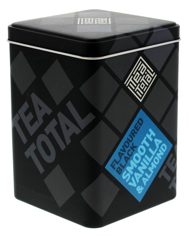 Tea Total - Smooth Vanilla & Almond Tea (100g Tin)