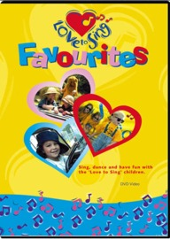 Favourites DVD by Love To Sing