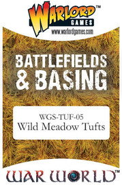 Warlord Scenics: Wild Meadow Tufts