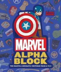 Marvel Alphablock by Peskimo