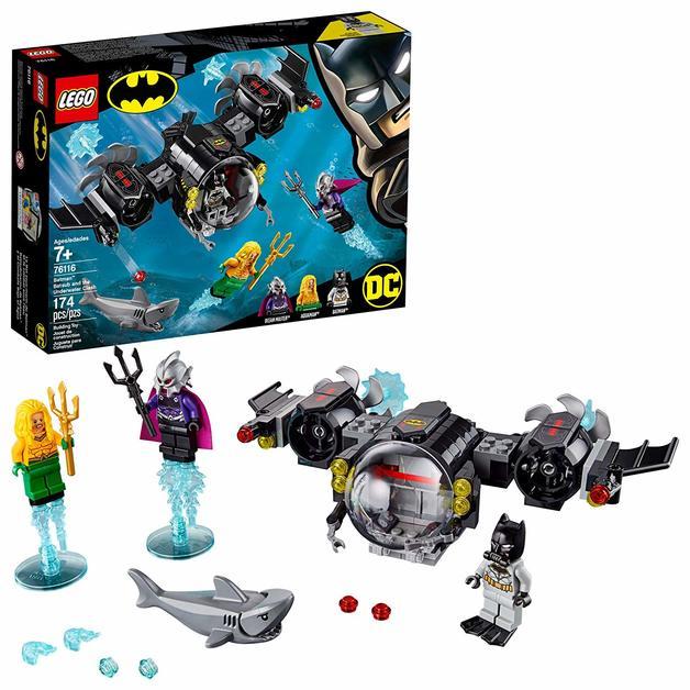 LEGO Super Heroes - Batman Batsub and the Underwater Clash (76116)