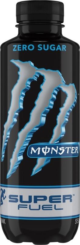 Monster Super Fuel Fantasy Fruit Zero Sugar 550ml (12 Pack)