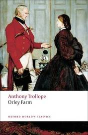 Orley Farm by Anthony Trollope image