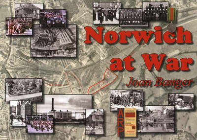 Norwich at War by Joan Banger image