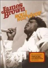 Brown, James - Soul Survivor on DVD