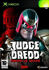 Judge Dredd vs Judge Death for Xbox