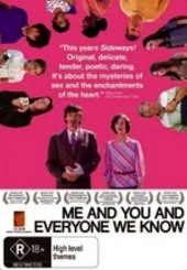 Me and You and Everyone We Know on DVD