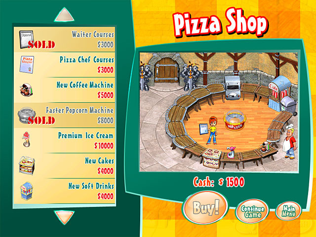 Turbo Pizza (TK play) for PC image