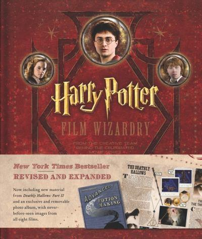Harry Potter Film Wizardry (US Ed.) by Brian Sibley image