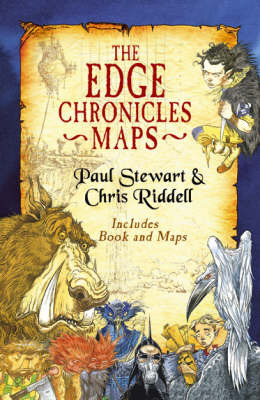 The Edge Chronicles Maps by Paul Stewart