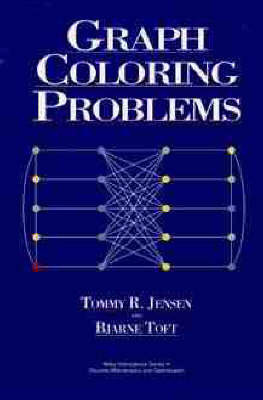 Graph Coloring Problems by Tommy R. Jensen