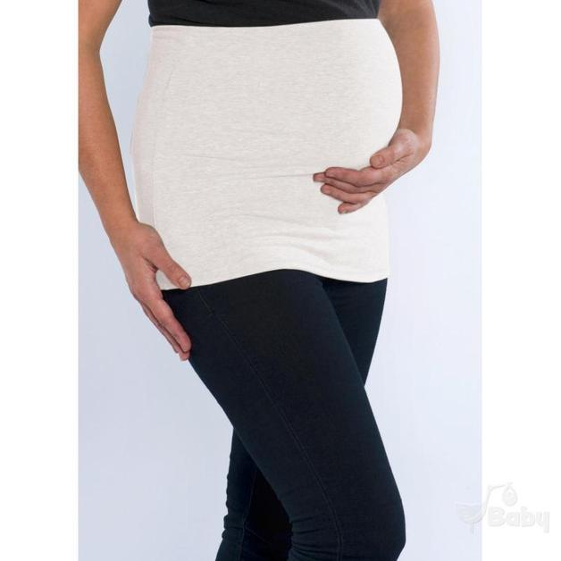 Inspired Mother Tummy Band - White (XS)