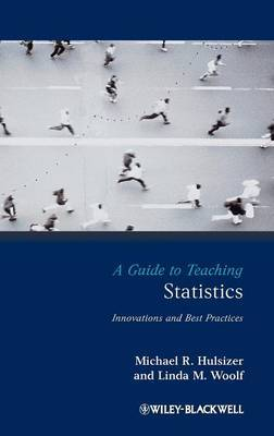 A Guide to Teaching Statistics by Michael R Hulsizer image